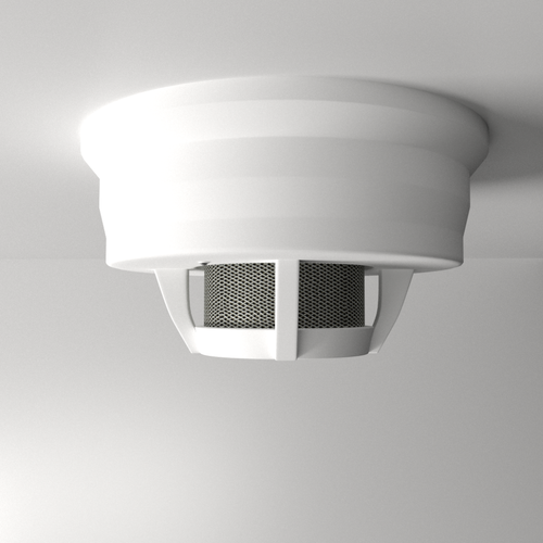 114hanoi-large smoke detector 3d model 3ds fbx blend dae 3913d02b 9259 42a4 a2a7 3dc6bfc74953
