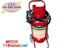 114hanoi-binh chua chay bot bc 35kg mftz35 co xe day 21
