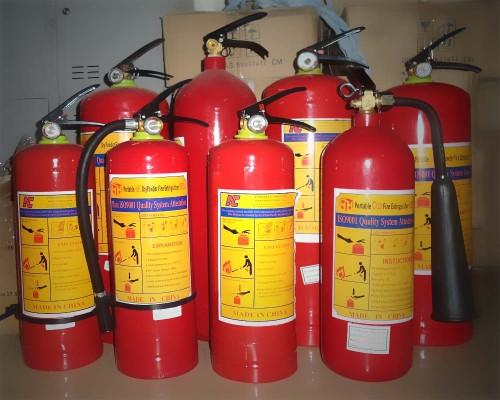 Cung cấp bình bột cứu hỏa hà nội