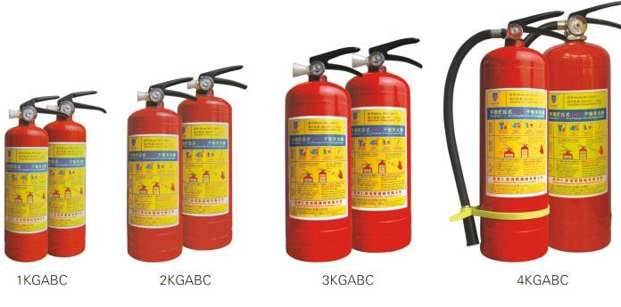 Bình bột chữa cháy ABC hà nội