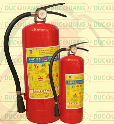 Cung cấp bình bột chữa cháy MFZL4 ABC