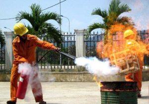 Bình chữa cháy khí Co2 hà nội