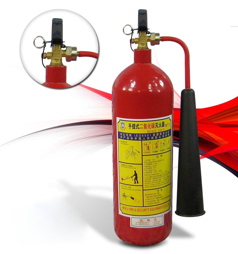 Bình khí chữa cháy CO2 hà nội