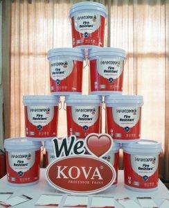 son chong chay Kova 294